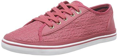 Tommy Hilfiger - K1285esha 12s, Scarpe da ginnastica Donna Rosa (Pink (BAROQUE ROSE 006))