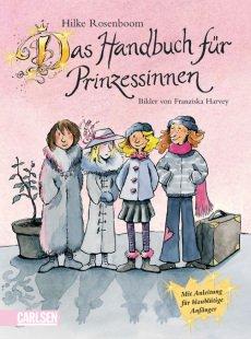 Carlsen Das Handbuch für Prinzessinnen