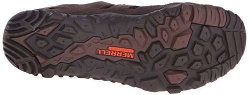 Merrell - Telluride Wrap - Sandale Plateforme - Homme CLAY