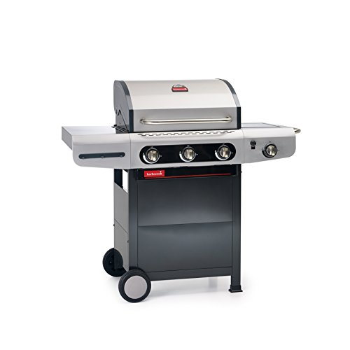 Barbecook Gasgrill, Siesta 310, 132 x 61 x 114 cm -