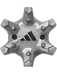 2017Adidas Golf ThinTech® EXP Cleat 20pines unidades pinchos para zapatos de golf, incluye llave, plata, 20 Studs + Wrench Pack