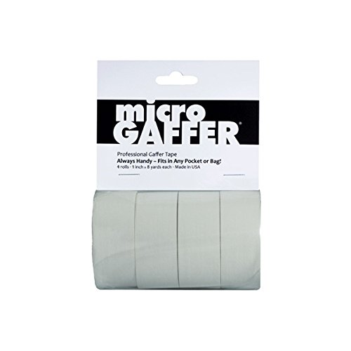 Microgaffer - MICROGAFFER ALL WHITE pack