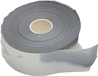 Yoko-à coudre-Bande réfléchissante pour Machine à coudre-Argent/Gris 100 m de ruban adhésif