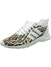 promo code 32ebf 482e8 adidas ZX Flux ADV Smooth, Baskets Basses Femme