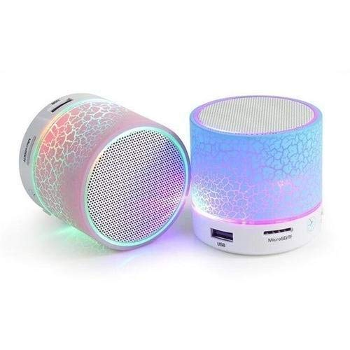 EASYSHOPEE S10 Mini Wireless Portable Plastic Bluetooth Speakers with TF Card Hi-fi MP3 Music Player Subwoofer Home Audio for All Android and Apple Devices