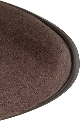 Caprice 25507, Bottes Hautes Gris (Dark Grey 205)