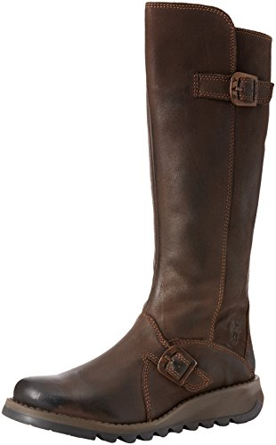 Fly London Saho854fly, Women's Boots, Brown (Mocca 000), 6 UK (39 EU)