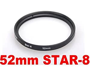 Neewer 52 mm Starburst Twinkle Effect Filter for All Camera Lens
