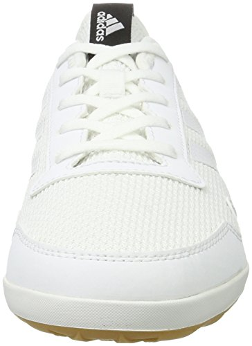 adidas Unisex-Kinder Ace Tango 17.2 in J Fußballschuhe Weiß (Footwear White/Footwear White/Core Black)
