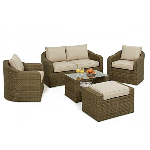 sienne rattan outdoor garden furniture curved sofa set rattan furniture shop uk interior furniture. Black Bedroom Furniture Sets. Home Design Ideas