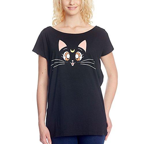 Camiseta holgada Sailor Moon - Luna