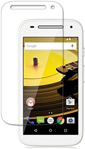 I-max 2.5D Curved 9H Hardness 0.3 mm Premium Tempered Glass Screen Protector For Moto E2