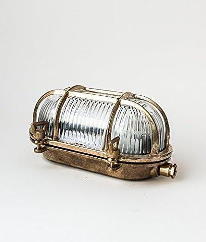 BULKHEAD LIGHT | steve in Brass