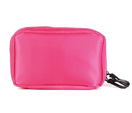 RENQINGLIN Kosmetik, Tasche, Tasche, Tasche, Tasche, Tasche, Tasche, Tasche, Tasche, Tasche, D Rose-bad-pulver