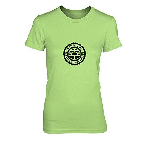 DBZ: King Kai University - Damen T-Shirt, Größe: S, Farbe: (Xenoverse King Kostüm Kai)