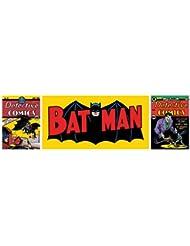 Batman - Doorposter Triptych (in 53 cm x 158 cm)