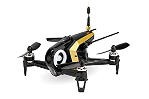 Walkera 15004485FPV Racing Rodeo 150RTB Drone Quadcopter with HD Camera–Black from Walkera