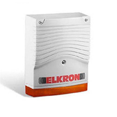 Sirena in policarbonato.ELKRON HP202LG