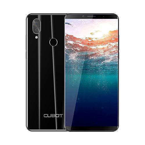 X19 CUBOT 4G Smartphone Libre 2019 Android 9.0 Teléfono