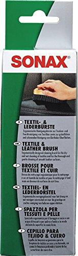 Sonax Textil- und Lederbürste