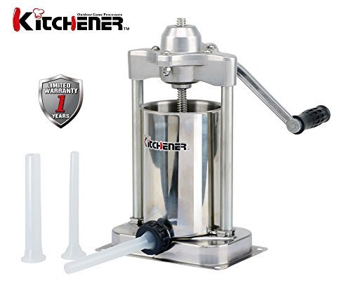 Kitchener Resistente Vertical salchicha...