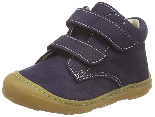 ricosta-girls-chrisy-low-top-sneakers-purple-size-4-child-uk