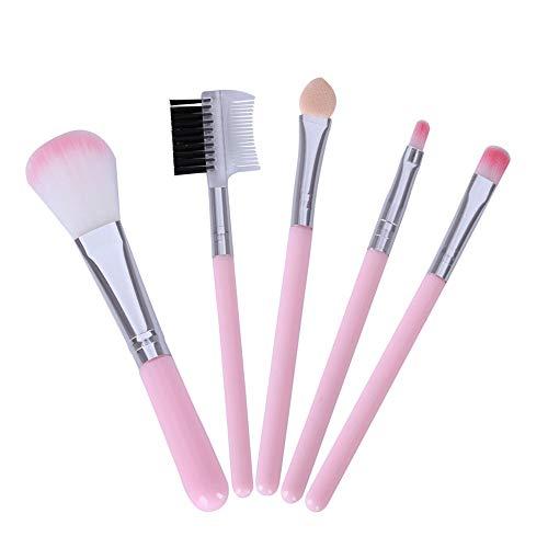 SJZV Make-up Pinsel Set Anfänger Werkzeug Aufbewahrungstasche Lidschatten Pinsel Loose Powder -