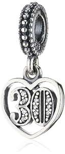 Pandora - 791287CZ - Pendentif Femme - Argent 925/1000 - Oxyde de Zirconium