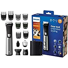 Philips MG7745 / 15 14-in-1, Face, Hair and Body Multigroom Beard Trimmer