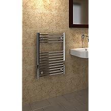 KUDOX 5060069426994 Premium soporte de toallero – cromado