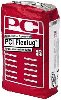 PCI Flexfug 5kg Fugenmörtel sandgrau, für keramische Beläge