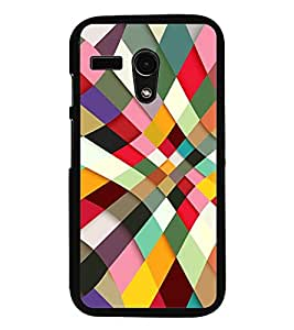 Aart Designer Luxurious Back Covers for Moto G Turbo Edition + Portable & Bendable Silicone, Super Bright LED Lamp, 360 Degree Flexible by Aart Store.