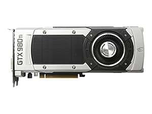 Zotac ZT-90501-10P GeForce GTX980TI Scheda Video da 6 GB, 384-Bit, Grigio