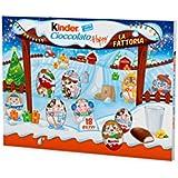 Kinder Schokolade Geschenkpackung gefüllte Taler Weihnachten, 153 g