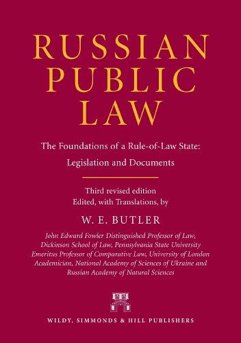 Russian Public Law