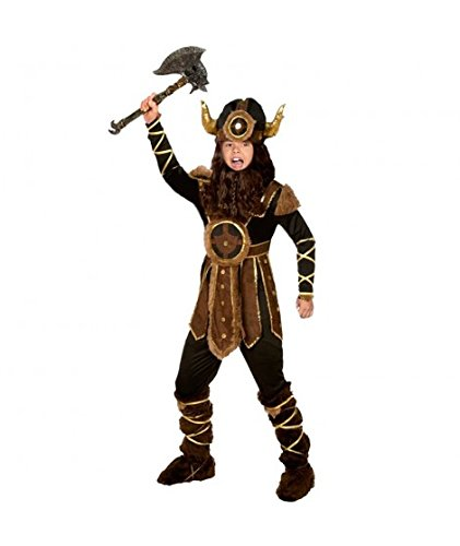 Disfraz Vikingo niño infantil para Carnaval (2-4 años)
