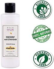Khadi Mauri Herbal Coconut Hair Conditioner SLES PARABEN
