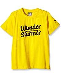 Puma–Babies 'T-Shirt with Borussia Dortmund Minicats Graphic