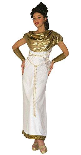 Widmann 44651 Erwachsenenkostüm Olympia, - Halloween-outfit Göttin Griechische