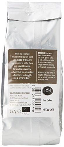 Allegro Coffee Decaf Espresso Sierra Ground Coffee, 227g