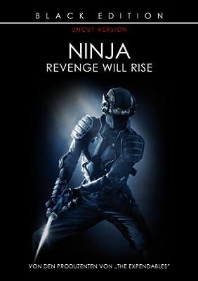 NINJA-REVENGE WILL RISE BLACK EDITION