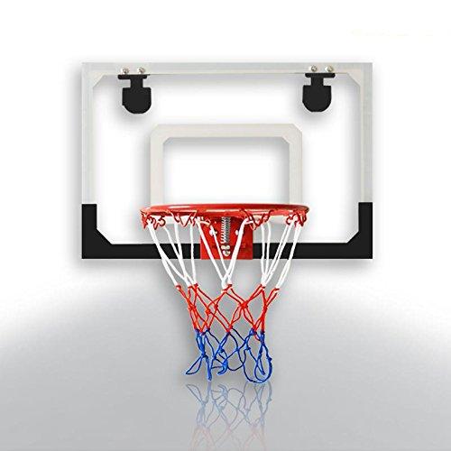 Lily & Her Friends-Kinder Indoor Mini Basketballkorb Set, Spielzeug spielen Slam Dunk, Gadget, zum Aufhängen Basketball Board mit Ball und Pumpe für Kinder
