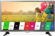 32 Inch LG LED SMART TV WITH BUILT IN RECEIVER FULL HD FHD