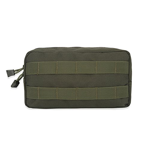 Bolsa militar impermeable de nailon 1000D, 3 colores, vert d'armé