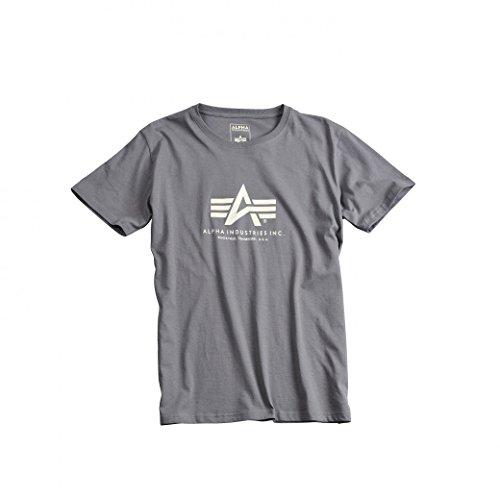 Alpha Industries Herren Oberteile / T-Shirt Basic weiß XXXXXL