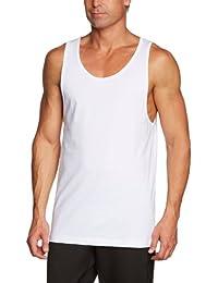 839e9a66bcd180 Urban Classic Men s Jersey Big Tank Top Sports Shirt
