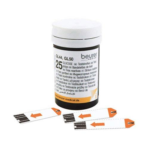 Zoom IMG-2 beurer 50 test strips