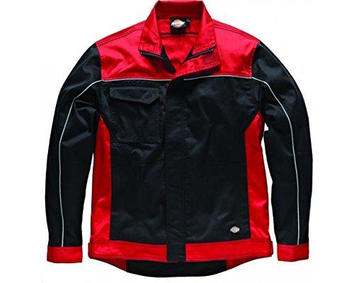 dickies-mens-workwear-industry-260-jacket-red-black-in7001r