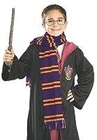 Ecco la sciarpa utilizzata da Harry Potter, durante le riprese dei film, che compongono la saga. La sciarpa Ú realizzata in poliestere. La caratteristica Ú quella di portare stampato, sul davanti, lo stemma di Grifondoro, casa magica di app...