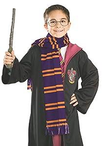 Harry Potter Scarf - Bufanda, accesorio de disfraz, Surtido: colores aleatorios